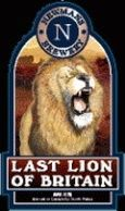 Newmans Last Lion of Britain - Premium Bitter/ESB