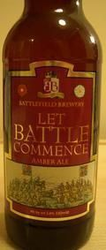 Battlefield Let Battle Commence - Bitter