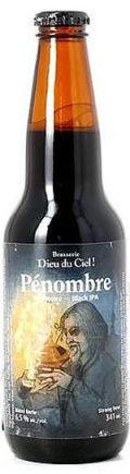 Dieu du Ciel Pnombre - Black IPA