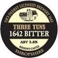 Three Tuns 1642 - Bitter