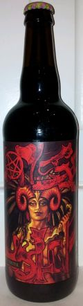 Three Floyds Topless Wytch - Baltic Porter