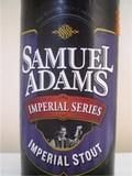 Samuel Adams Imperial Series Imperial Stout - Imperial Stout