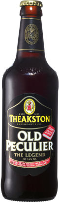 Theakston Old Peculier &#40;Bottle&#41; - Old Ale