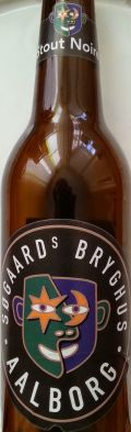Sgaard Stout Noire - Stout