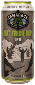 Tamarack Hat Trick Hop IPA - India Pale Ale &#40;IPA&#41;