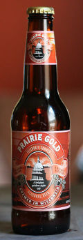 Capital Prairie Gold - Belgian Ale