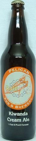 Pelican Kiwanda Cream Ale - Cream Ale
