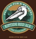 Pelican Riptide Red Ale - Irish Ale