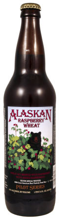 Alaskan Pilot Series: Raspberry Wheat - Fruit Beer