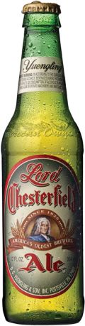 Yuengling Lord Chesterfield Ale - Golden Ale/Blond Ale