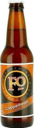 Fordham Copperhead Ale - Amber Ale