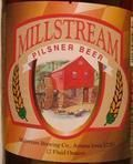 Millstream Pilsner Beer - Pilsener