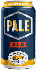 Good People Pale Ale - American Pale Ale