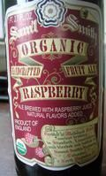 Samuel Smiths Handcrafted Organic Fruit  Raspberry  - Fruit Beer