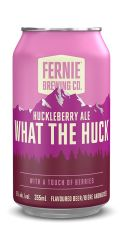 Fernie What the Huck - Fruit Beer