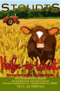Stoudts Heifer-in-Wheat - German Hefeweizen