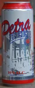 Petra Beer 10% - Malt Liquor