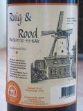De Molen Ruig & Rood &#40;Rough & Red&#41; - Irish Ale