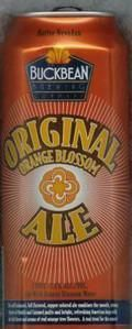 Buckbean Original Orange Blossom Ale - Spice/Herb/Vegetable