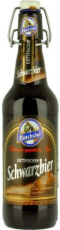 Kulmbacher Mnchshof Schwarzbier - Schwarzbier
