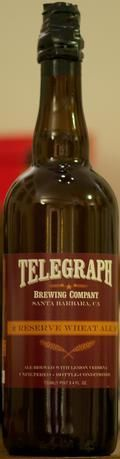 Telegraph Reserve Wheat - Berliner Weisse
