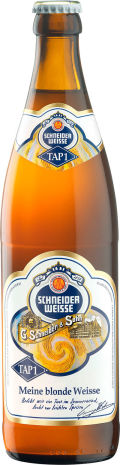 Schneider Weisse Weizen Hell - German Hefeweizen