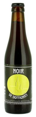 De Ranke Noir De Dottignies - Stout