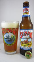 Saranac Octoberfest - Oktoberfest/Mrzen