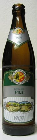 Kaufbeuren Jubilums Pils 1907 - Pilsener
