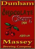 Dunham Massey Chocolate Cherry Mild - Mild Ale