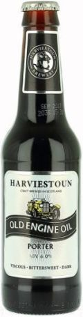 Harviestoun Old Engine Oil &#40;Bottle&#41; - Old Ale