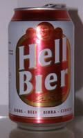 Hell Bier &#40;Auchan&#41; - Pale Lager