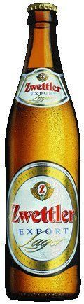 Zwettler Export Lager - Dortmunder/Helles