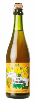 Au Baron Cuve des Jonquilles  - Bire de Garde