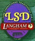 Langham Special Draught &#40;LSD&#41; - Premium Bitter/ESB