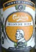 Carlsberg Semper Ardens Blonde Bier - Belgian Ale