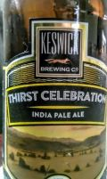 Keswick Thirst Celebration IPA - India Pale Ale &#40;IPA&#41;