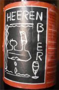 Boelens Heerenbier - Belgian Strong Ale