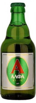 Alfa - Pale Lager