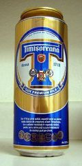 Timisoreana Lux Premium Pils - Pilsener