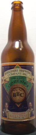 Berkshire Shabadoo Black and Tan Ale - Porter