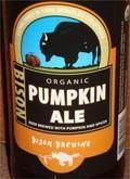 Bison Organic Pumpkin Ale - Spice/Herb/Vegetable