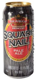 Publican House Square Nail Pale Ale - American Pale Ale