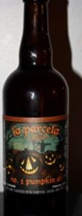 Jolly Pumpkin La Parcela No. 1 Pumpkin Ale - Spice/Herb/Vegetable
