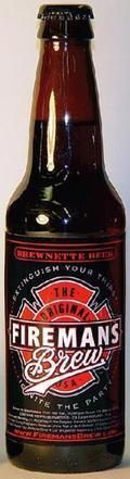 Firemans Brew Brunette &#40;Brewnette&#41; - Doppelbock