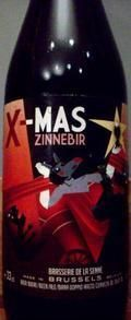 Zinnebir Christmas &#40;X-mas&#41; - Belgian Ale