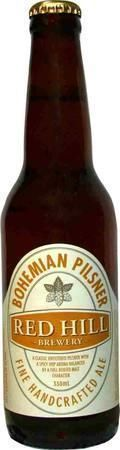 Red Hill Bohemian Pilsner - Pilsener