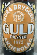 Mora Guld-Pilsner - Pale Lager