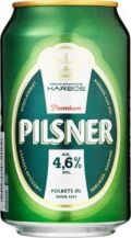 Harboe Premium  - Pilsener