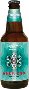 Pyramid Snow Cap Ale - English Strong Ale